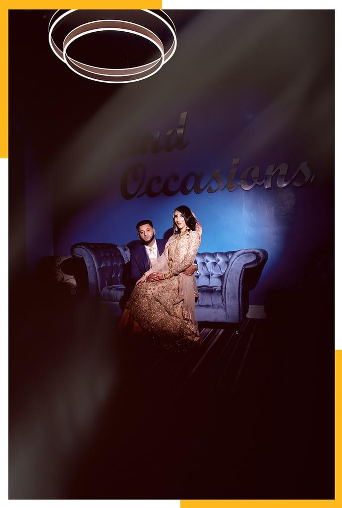 photographing weddings professionally