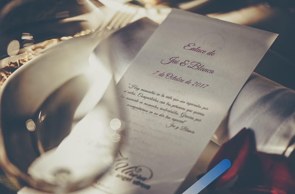 Wedding Planning Invitation Card
